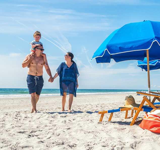 Shell Island Beach