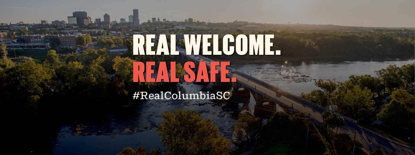 Real Welcome. Real Safe.