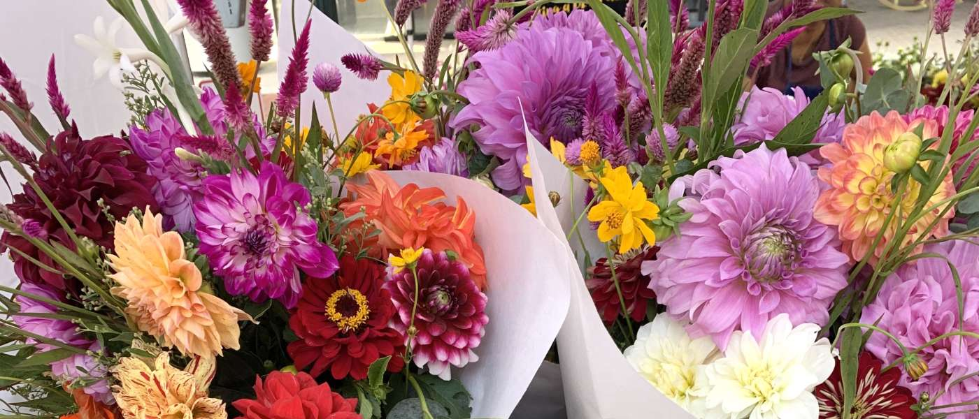 Flower Bouquets from Soda City