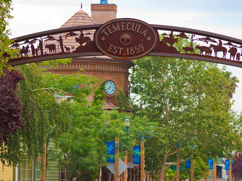 Hotels Near Old Town Temecula