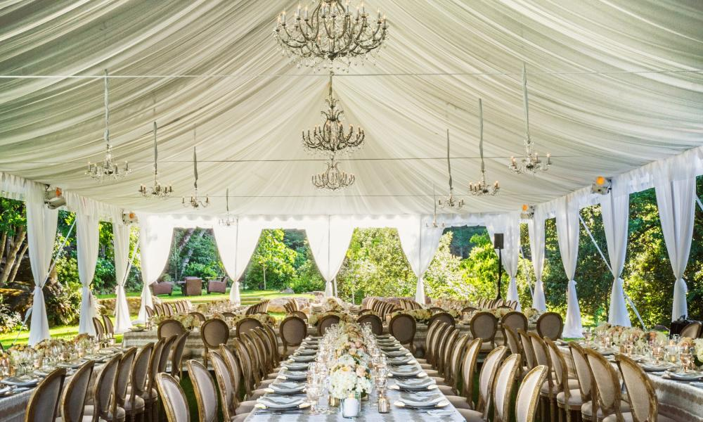 Napa Valley Weddings at Meadowood