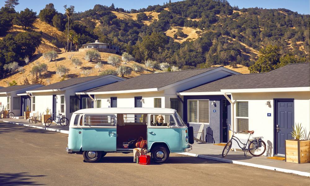Calistoga Motor Lodge & Spa Napa Valley