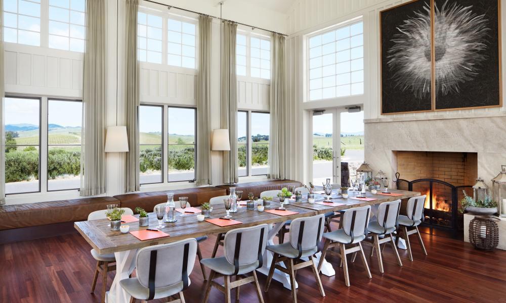 Carneros Resort and Spa - Hilltop Living Room