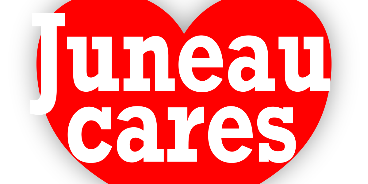 Juneau Cares Shadow Logo 1