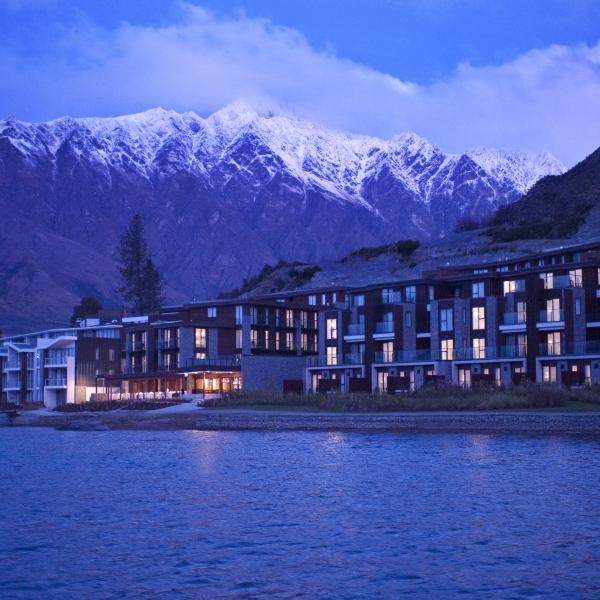 Hilton Queenstown on Lake Wakatipu