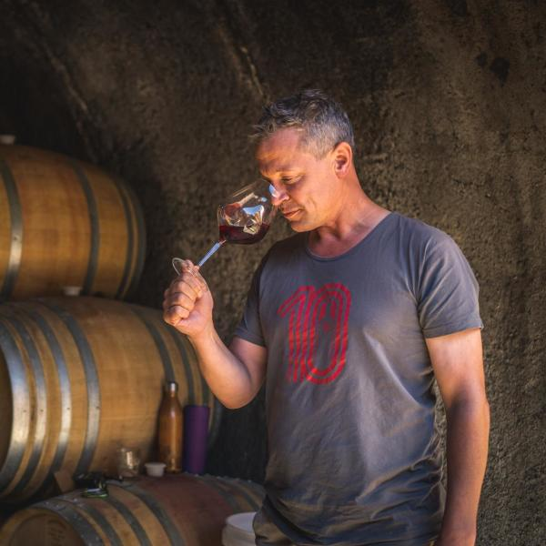 Christopher Keys - Winemaker at Gibbston Valley