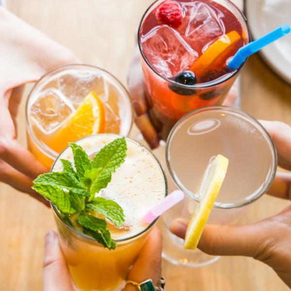 Cardinal Summer Drinks