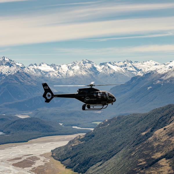 Heli Glenorchy scenic flight