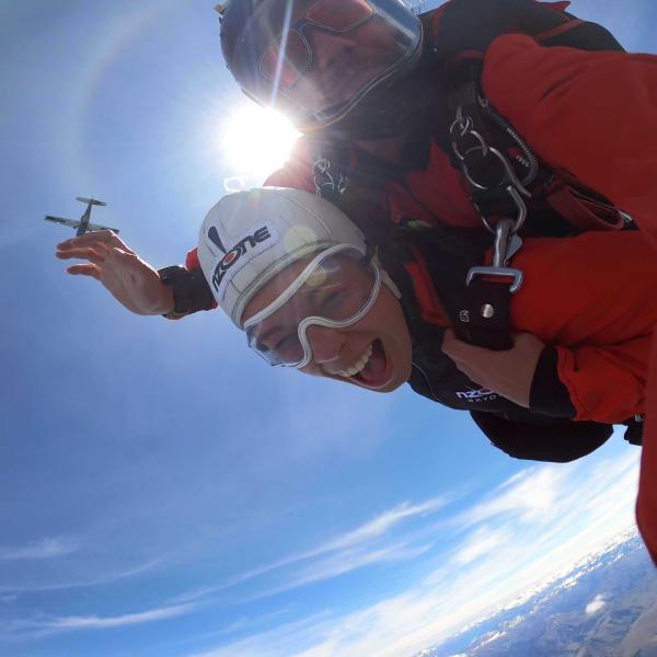 NZONE Skydiving Queenstown