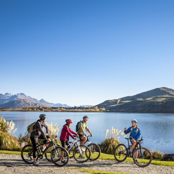 The Queenstown Trail, shot by Miles Holden