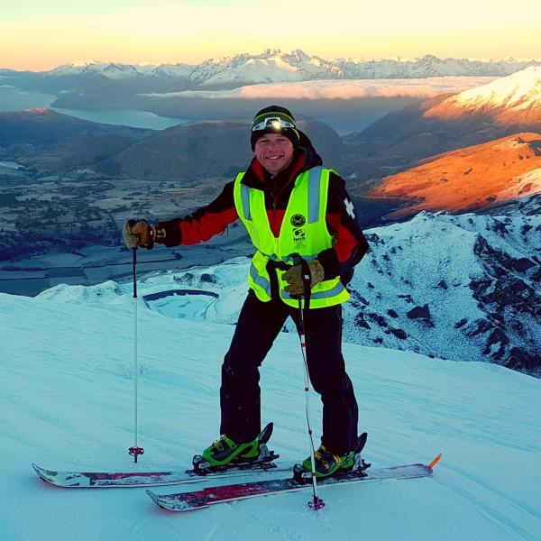 Alan Swann - Coronet Peak