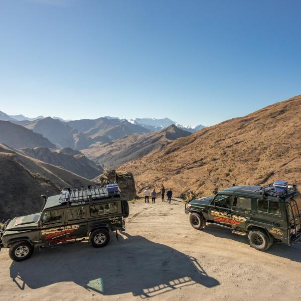 Gold Heritage Tour, Skippers Road with Nomad Safaris