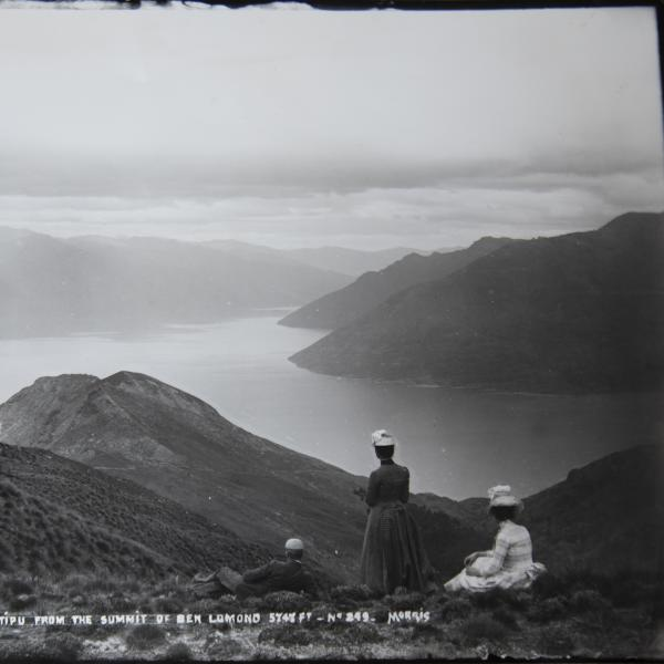 Ben Lomond - No. 249 – Morris – S. R. Ryan, The Development of the Tourist Industry in Queenstown