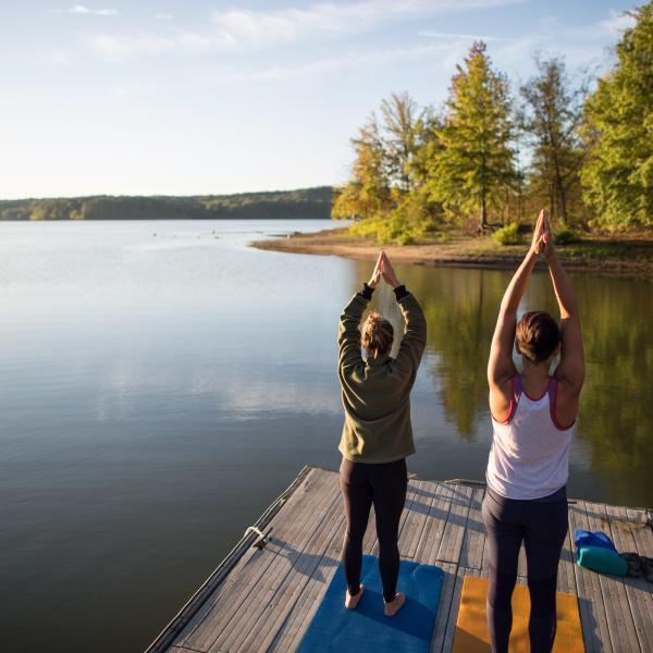 yoga bloomington