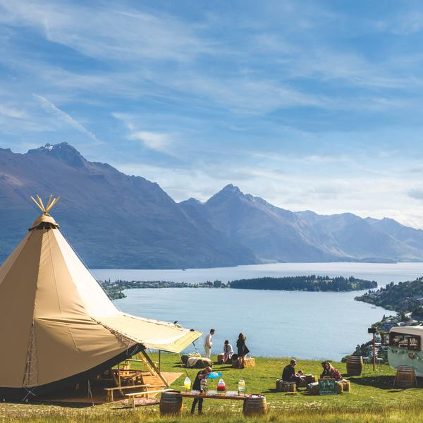 NZ High Country Venue