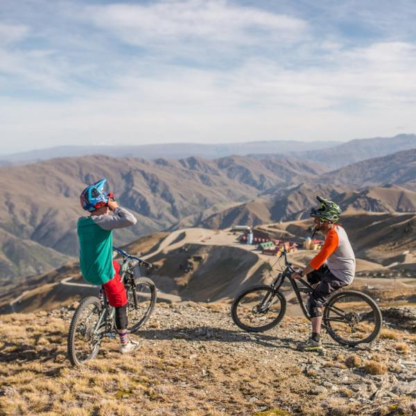 Cardrona Downhill Mountain Bike Park