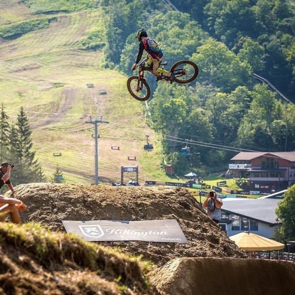 Toby Meek at the Fox US Open of MTB. Photo Credit: Andrew Santoro