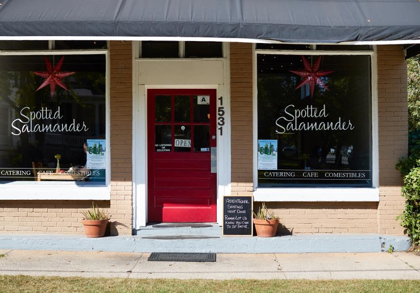 Spotted Salamander Cafe