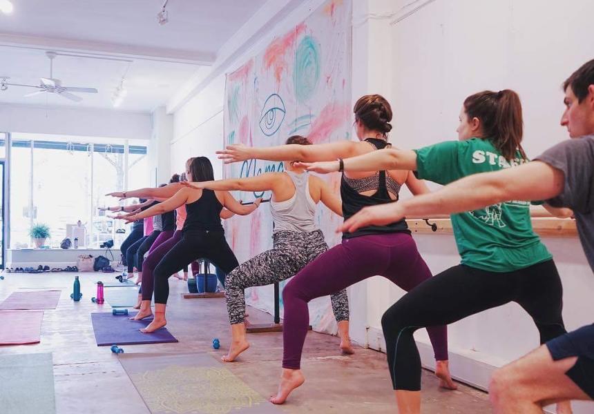 Bend+Barre Yoga