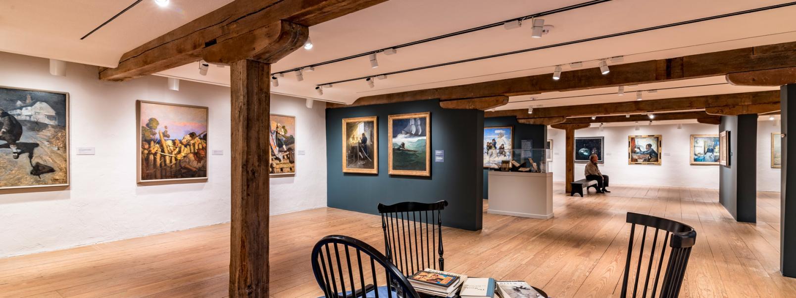 Brandywine River Museum of Art Unveils
