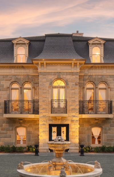 The Francis House Calistoga