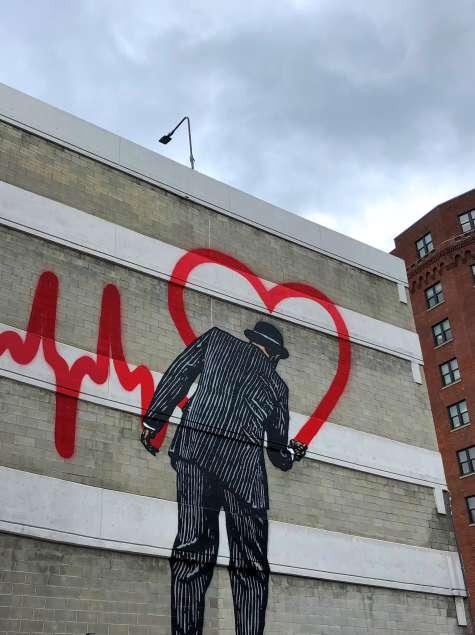 #CapitalWalls Murals