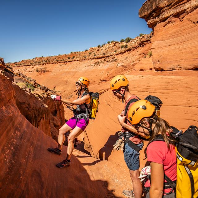 Slot Canyon Canyoneering