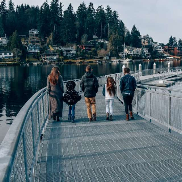 The Family Retreat in Bellevue