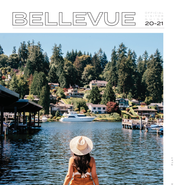 Bellevue Visitor Guide - 2020-2021