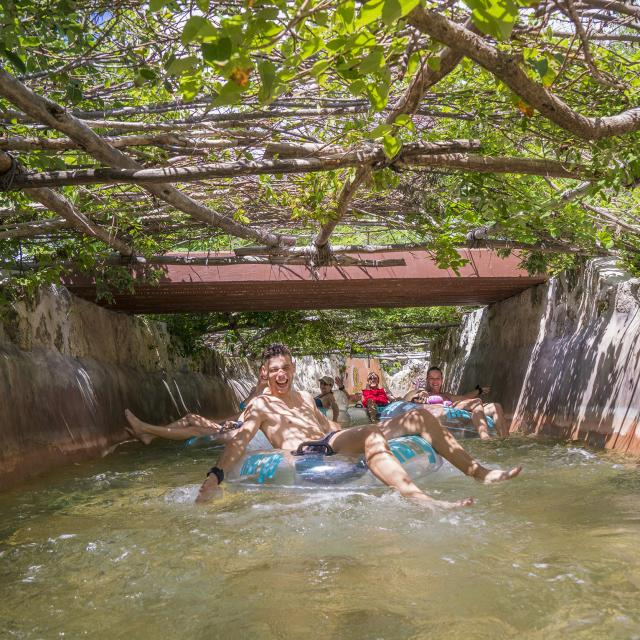 Mahahual - Rio del jaguar