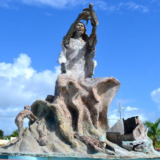 Chetumal - Monumento al Renacimiento