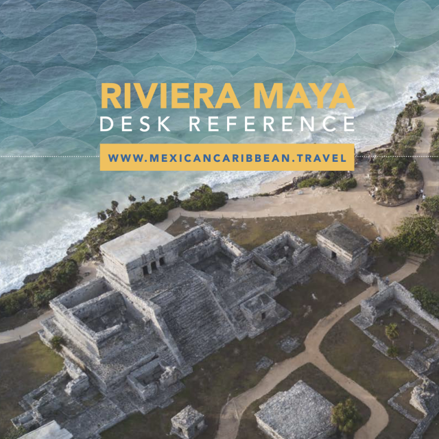 Riviera Maya Desk Reference - Eng - Cover