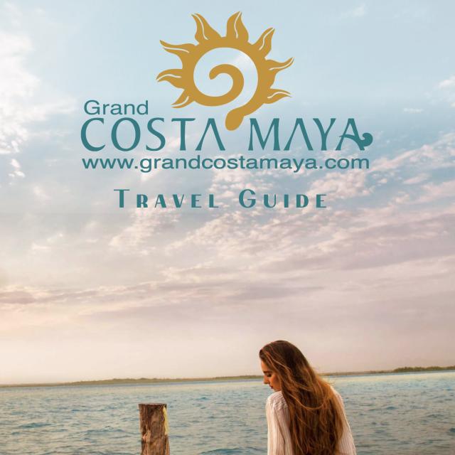 Destinos Costa Maya - Eng - Cover