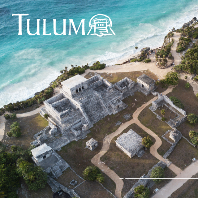 Brochure Tulum - Cover