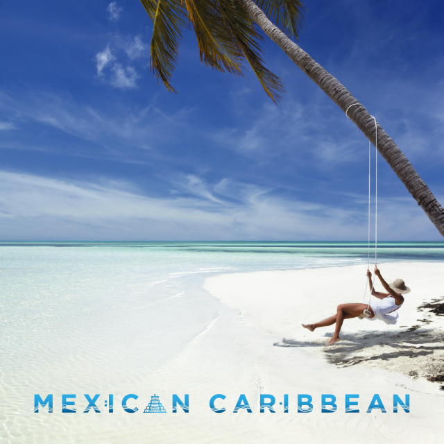 Brochure Mexican Caribbean - Cover