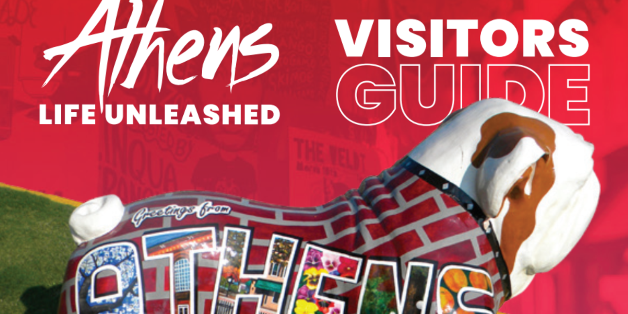 Visitors Guide cover partial