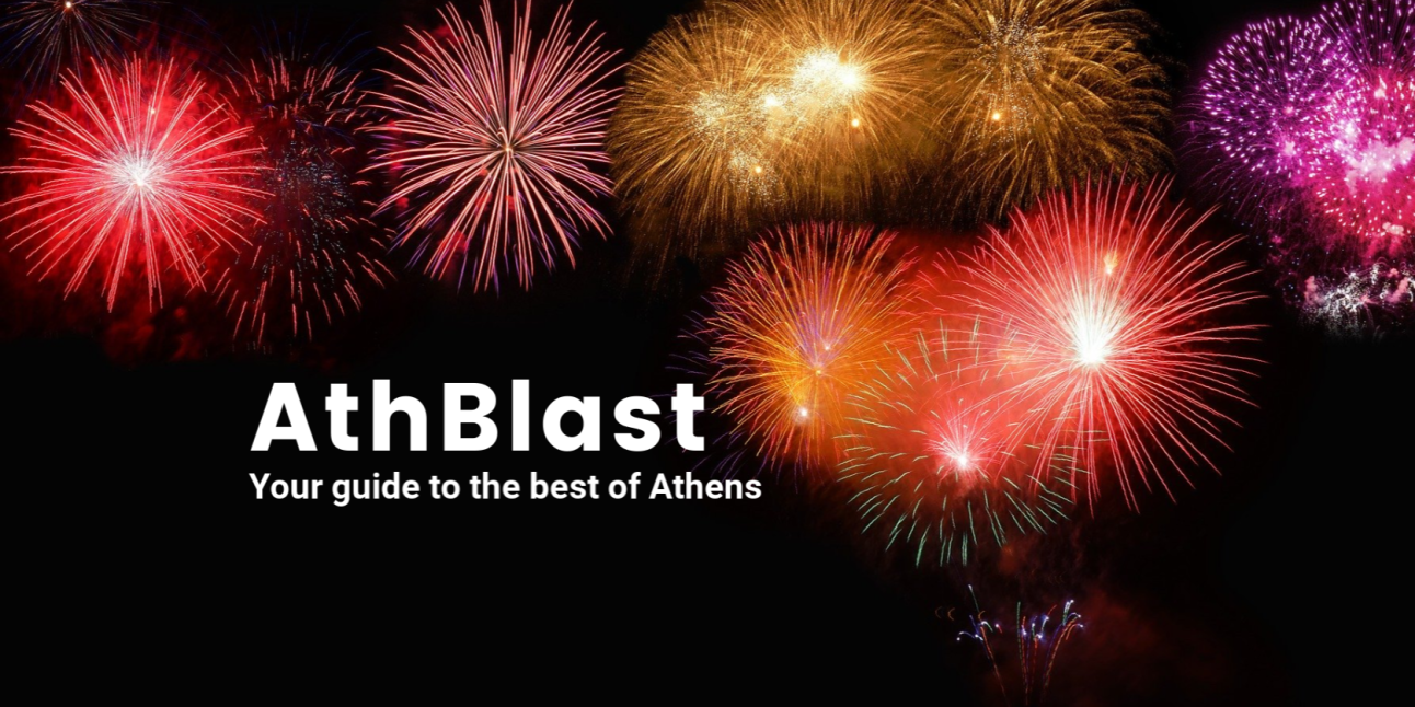 AthBlast Athens ignites banner
