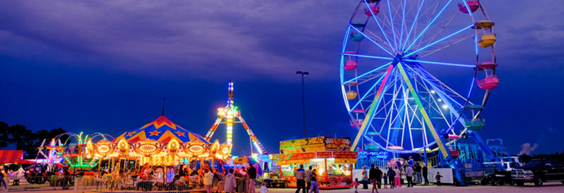 Lake Charles Event Calendar | 2019 Calendar of Events