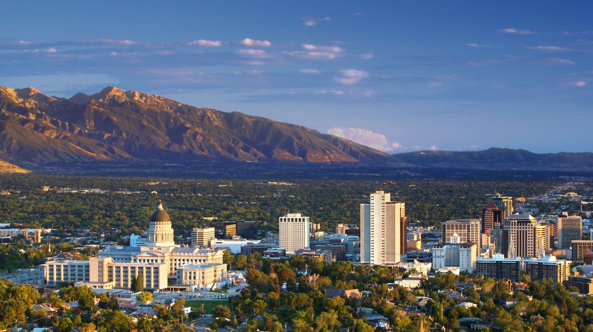 OG - Downtown Salt Lake - Skyline