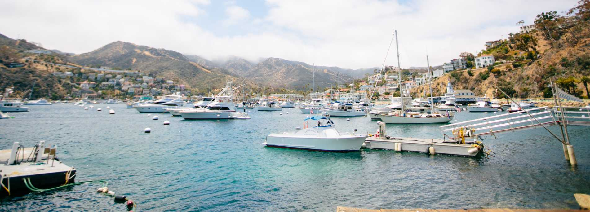 Weather for Avalon (Santa Catalina Island), California, USA