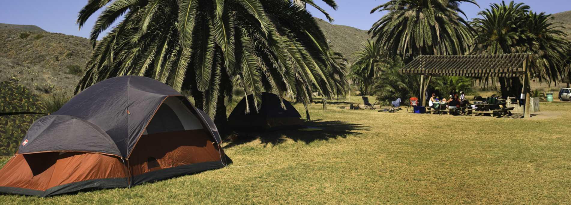 19845cae088 Camping on Catalina Island - Catalina Chamber & Tourism