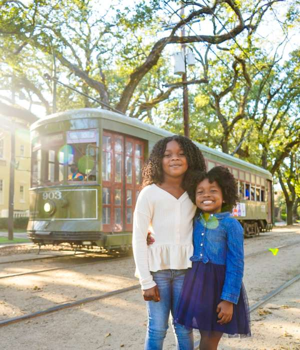 Exploring New Orleans with Kids