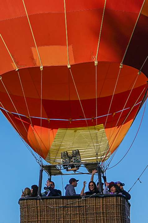 Hot Air Ballooning in Temecula, CA