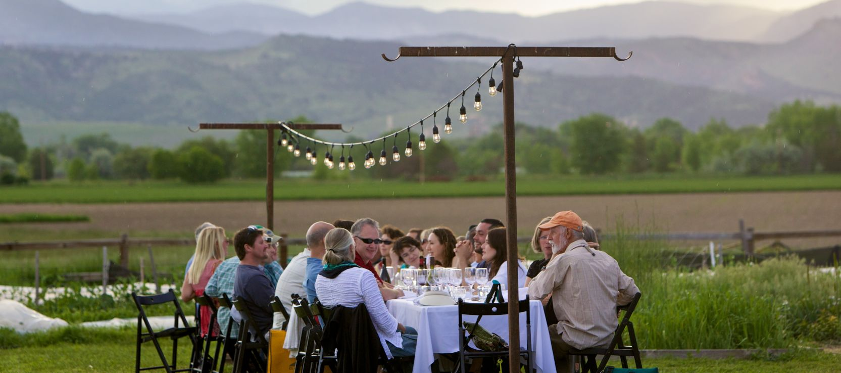 Farm Dinners Visit Longmont Colorado