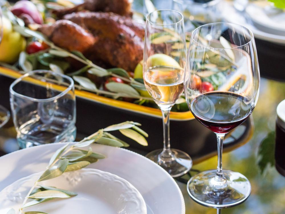Fall Dining in Napa Valley