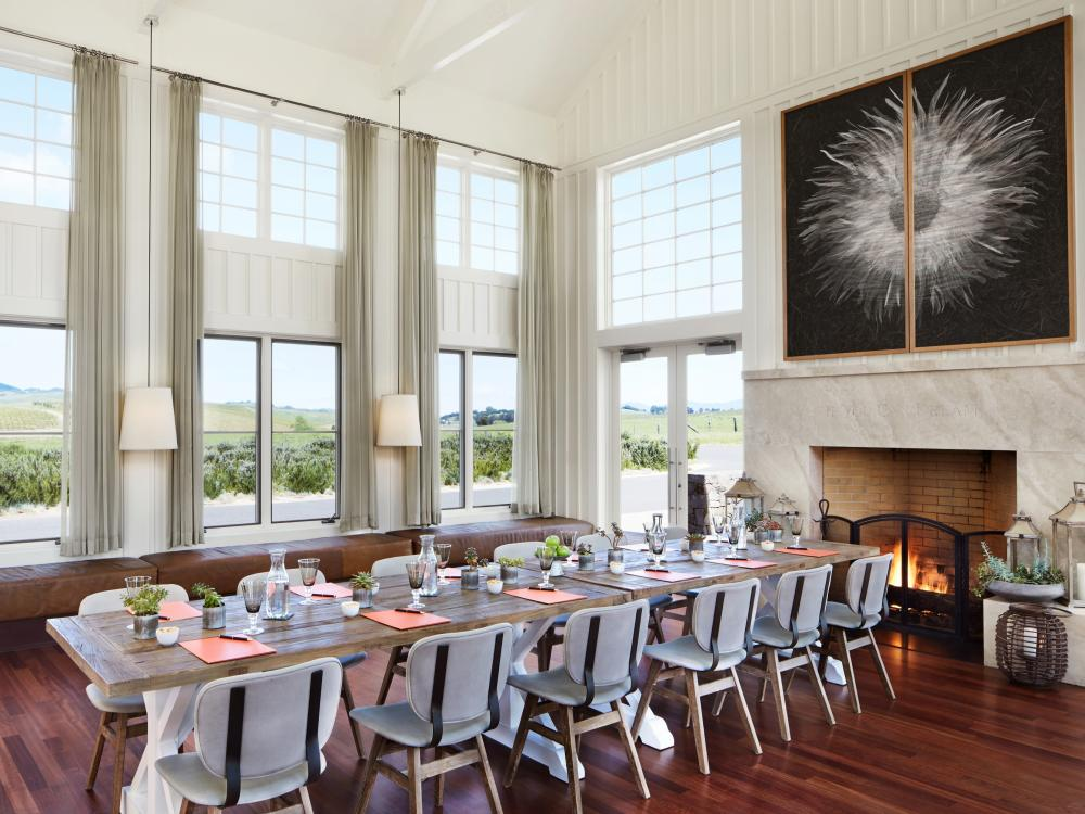 Carneros Resort and Spa - Hilltop Living Room