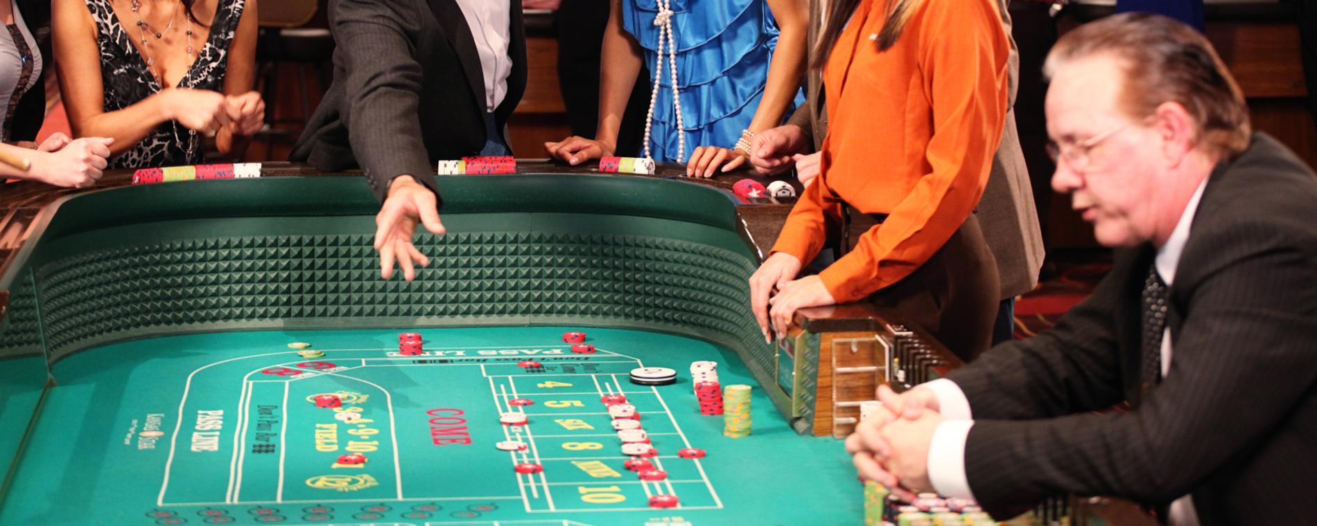 Au casino nain jaune