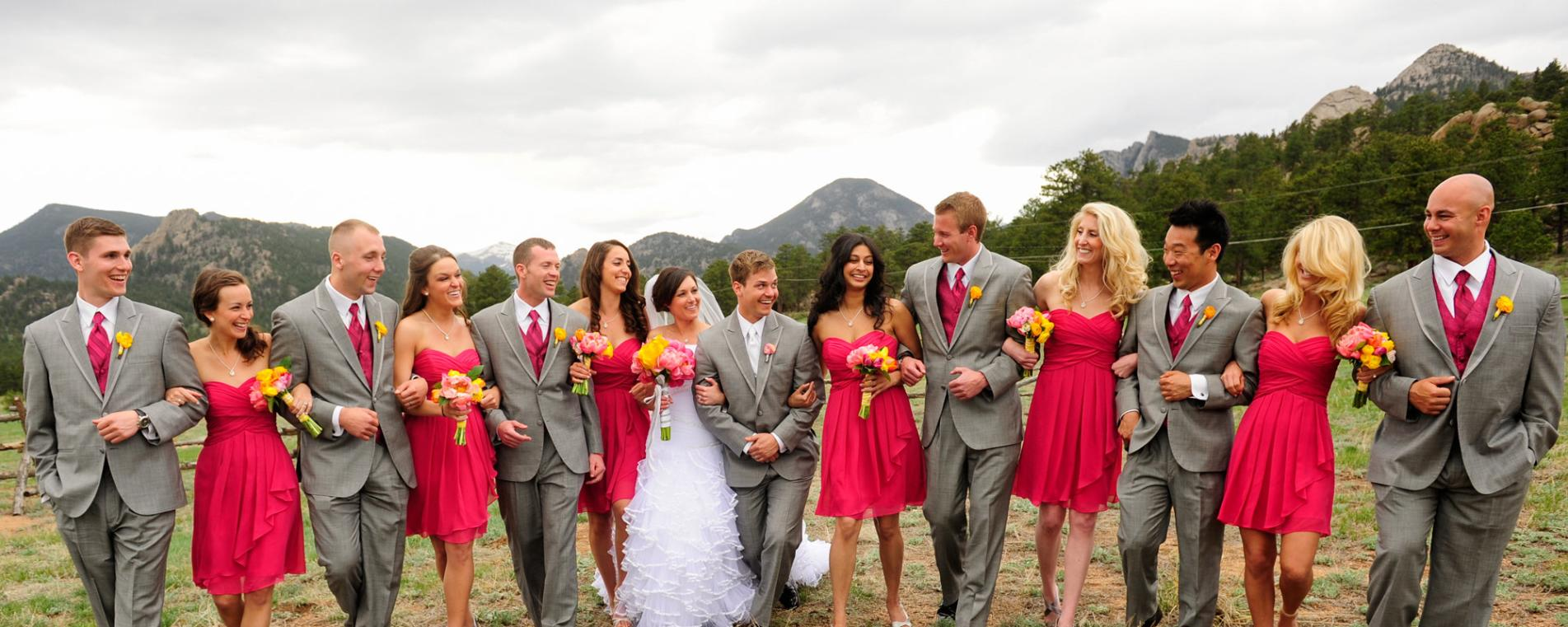 Celebrate with Large or Small Weddings in Estes Park