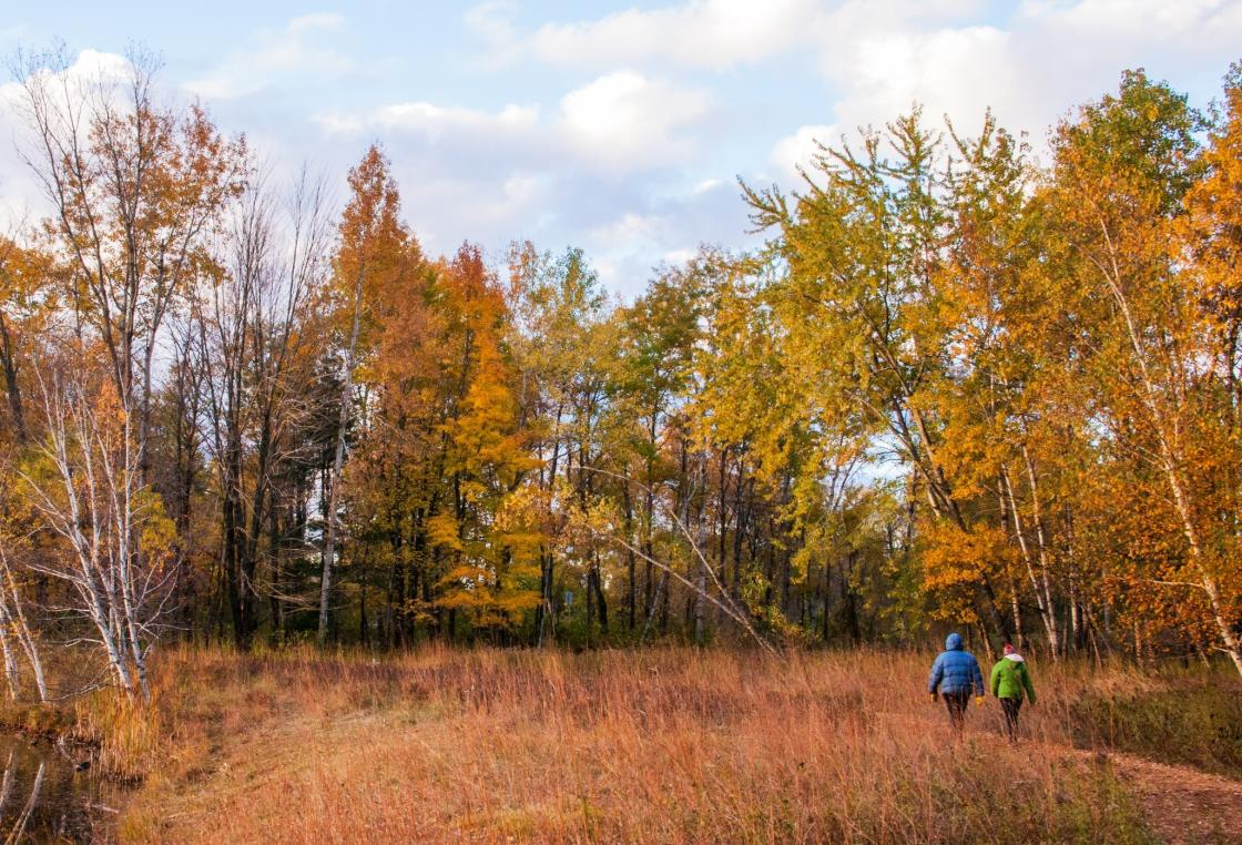 Family-friendly hikes in the Stevens Point Area