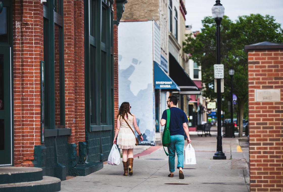 Looking for a one-of-a-kind gift? Check out unique shopping in the Stevens Point Area.